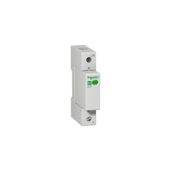 Dispositivo De Proteção Contra Surtos 1 Polo 45ka Classe Ii - Ez9l33145 - SCHNEIDER