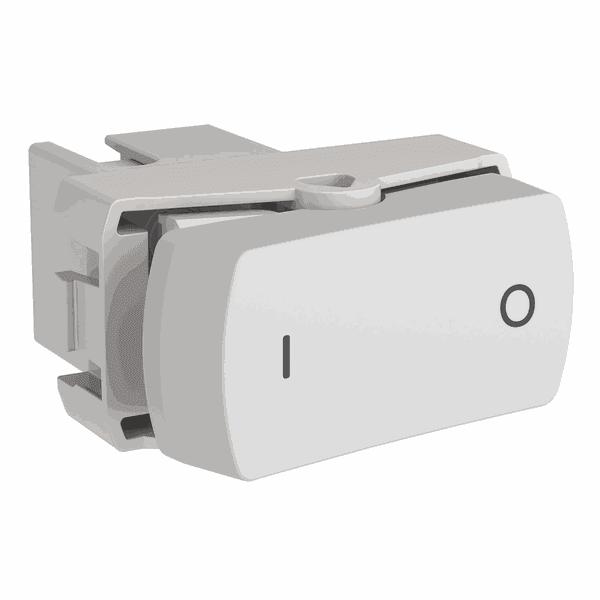 Módulo Interruptor Bipolar Simples 10A 250V Miluz Schneider
