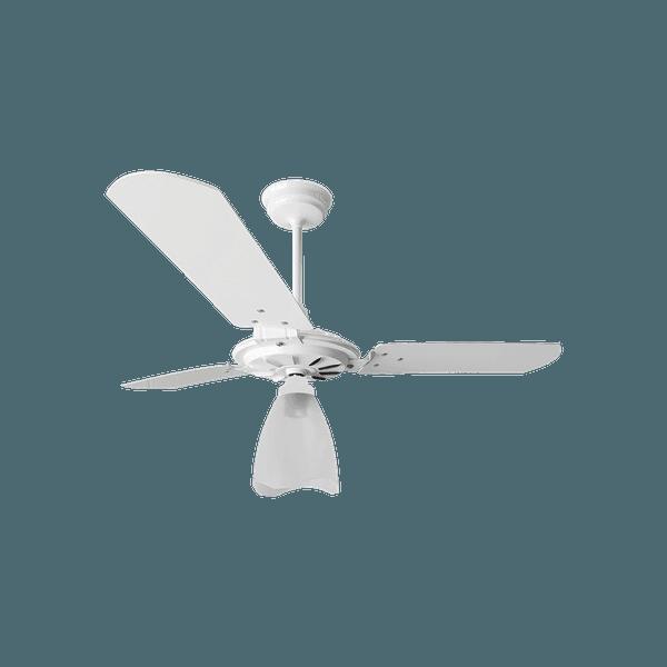 Ventilador de Teto Yris 150W 3 Pás Branco 127V