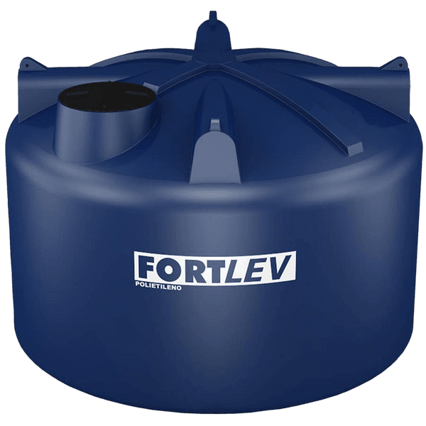 TANQUE PVC 5000L T.ROSCA FORTLEV