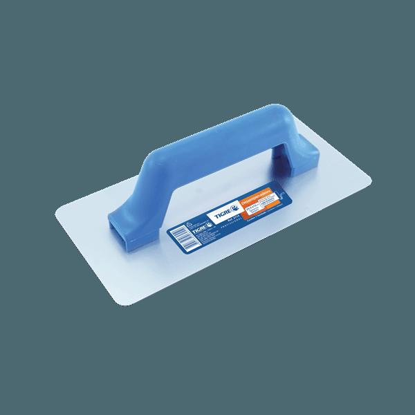Desempenadeira Aço Lisa Cabo PVC 2114 Tigre