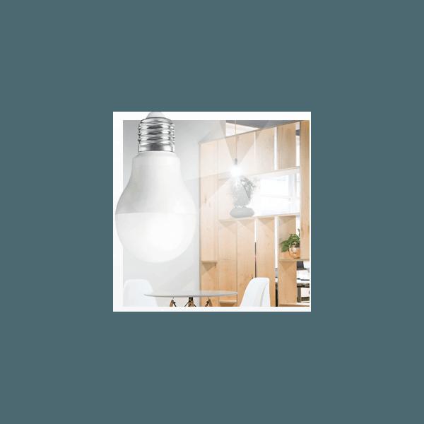 LAMPADA BULBO LED BIV 6500K
