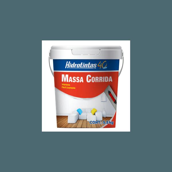 MASSA CORRIDA BRANCA