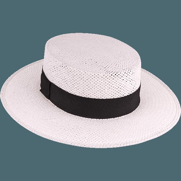 Chapéu Pralana Palheta Color Branco