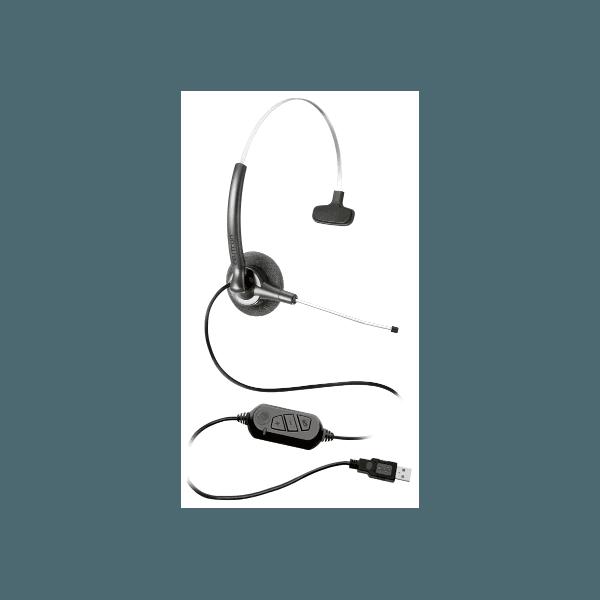 Headset USB Felitron - Stile Compact VoIP