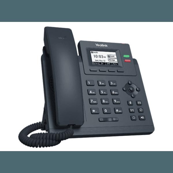 T31G - Telefone IP Yealink Giga SIP com Fonte