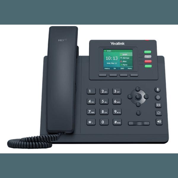 T33G - Telefone IP Yealink Giga SIP com Fonte
