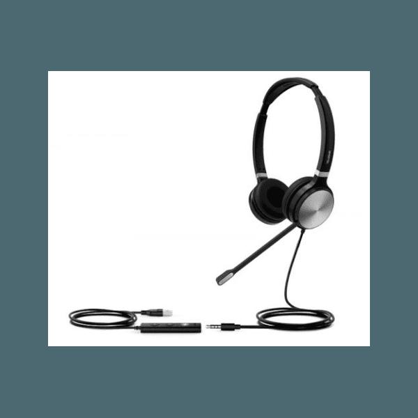 UH36 Biauricular - Headset Yealink USB