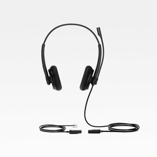 YHS34 Biauricular Lite - Headset Yealink RJ