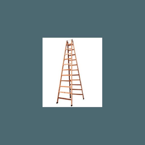 Escada de Madeira 12 Degraus