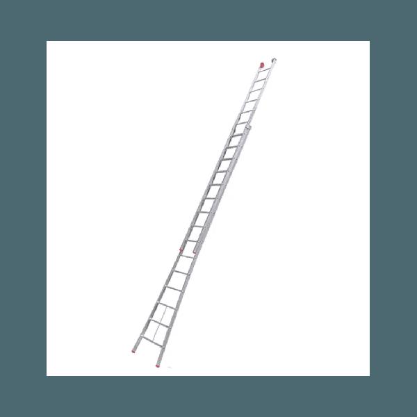 Escada Extensiva De Alumínio 15 Degraus - Agata