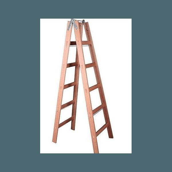 Escada de Madeira 6 Degraus