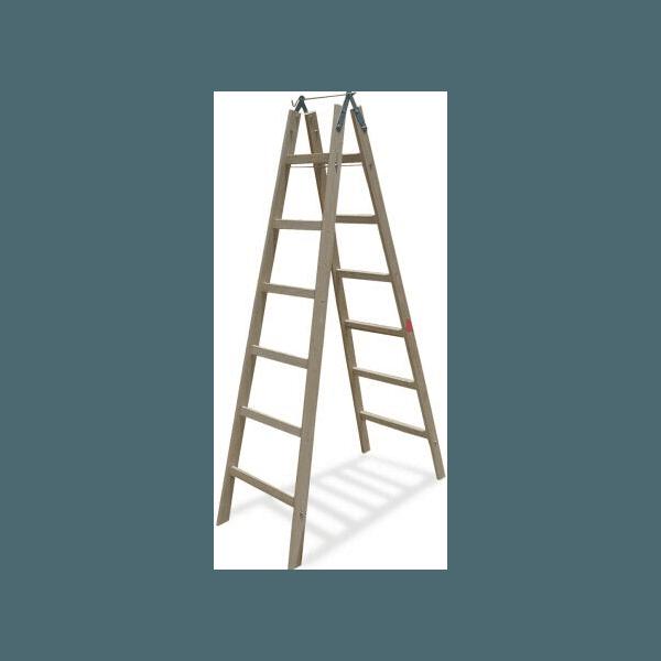 Escada de Madeira 7 Degraus