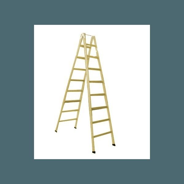 Escada de Madeira 9 Degraus