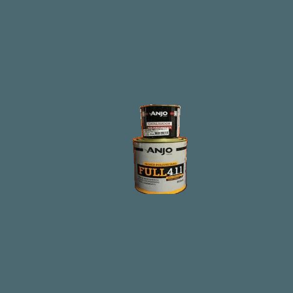 Primer PU Cinza HS 0,9L 4X1 + endurecedor - ANJO