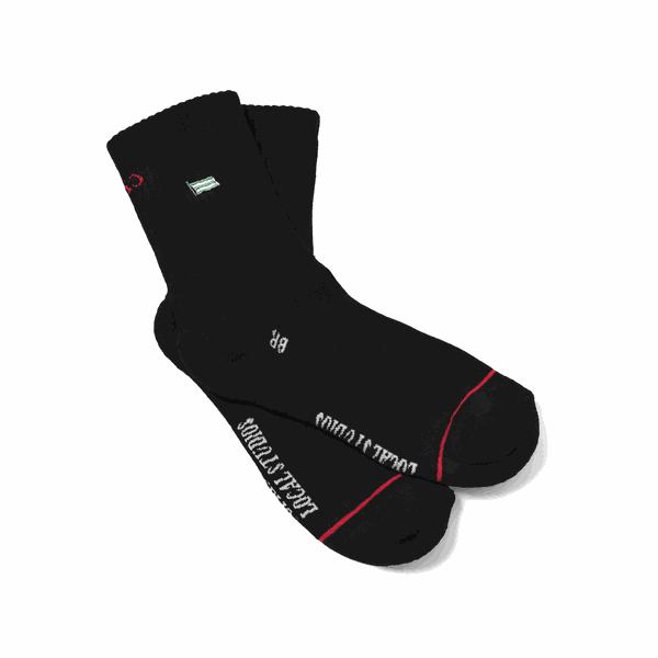 Class Socks Black