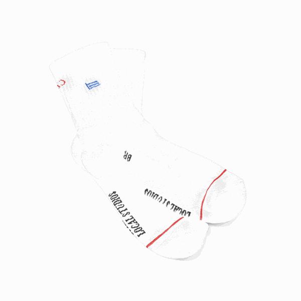 Class Socks White