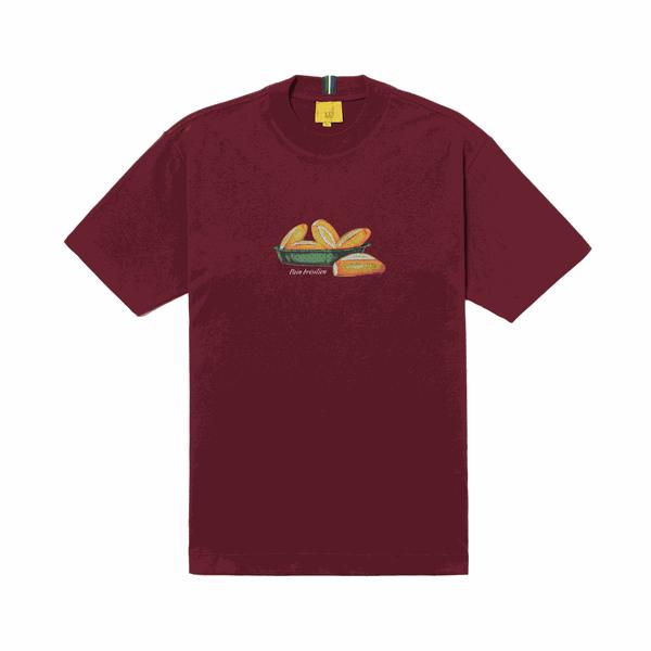 Camiseta Class Pain Brésilien Burgundy