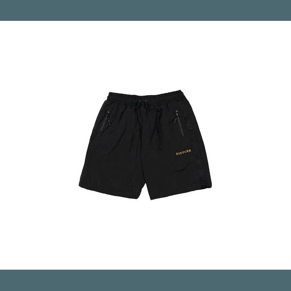 Invasors Shorts Disturb Black