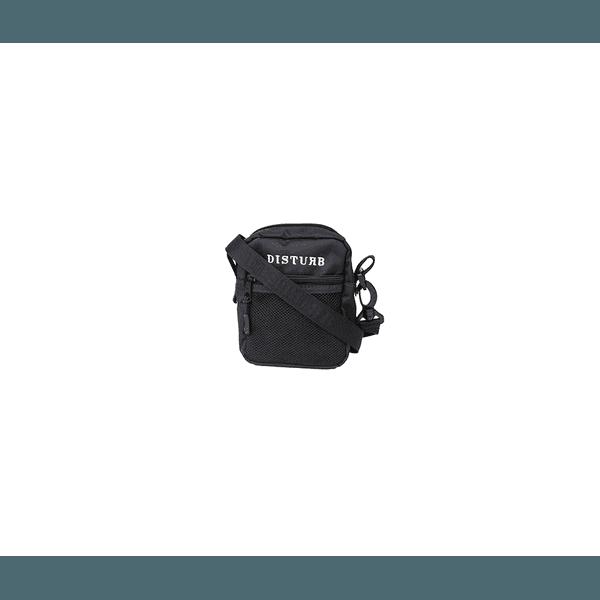Chef's Shoulder Bag Disturb Black
