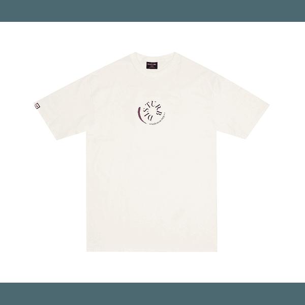 Camiseta Disturb Cooking Masterpieces Off White