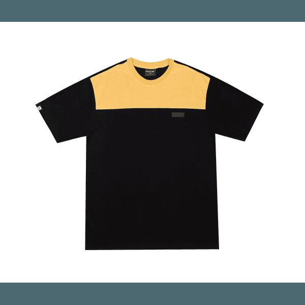Camiseta Disturb Sliced Tee Black