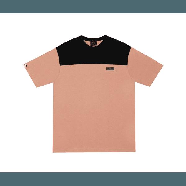 Camiseta Disturb Sliced Tee Pink