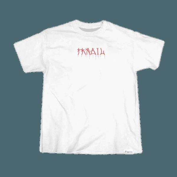 Camiseta Sigilo Prasil Branca