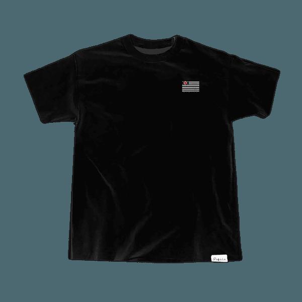 Camiseta Sigilo Sangria Preto