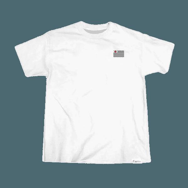 Camiseta Sigilo Sangria Branco
