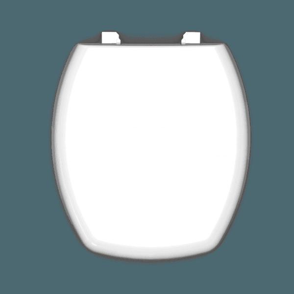 Assento Especial Almofadado Thema Quadrada Branco