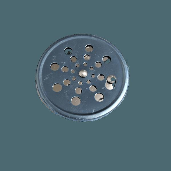 Grelha para Ralo Rotativo Inox Redonda 10 cm