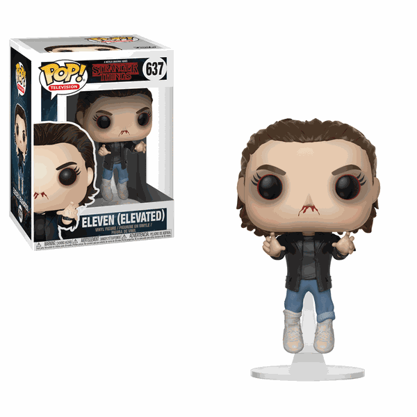 Stranger Things - Eleven Elevated #637 Funko Pop