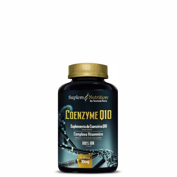 Coenzyme Q10 30mg 60caps