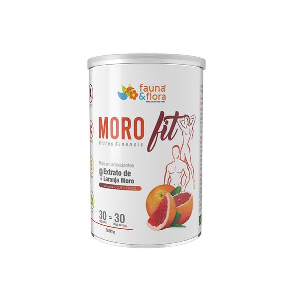 Morofit - Laranja Moro 500mg 30 Caps
