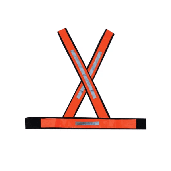 Colete X Laranja Diurno T-G Brascamp (CA Isento)