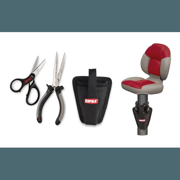 Kit Rapala Pedestal Tool Holder Combo