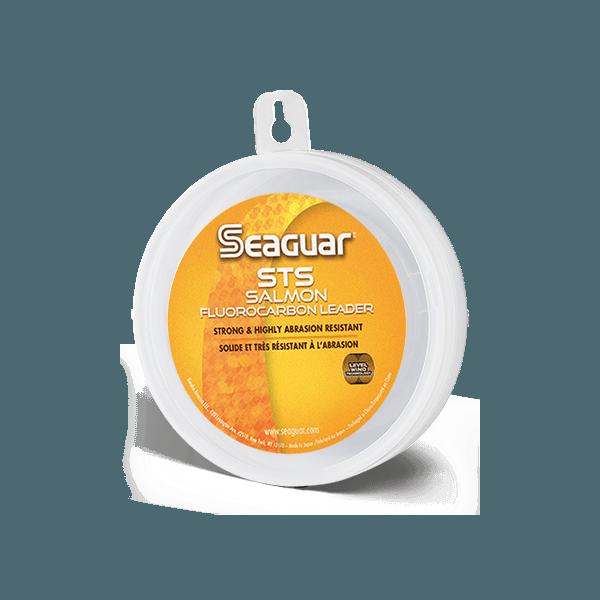 Linha para Leader Fluorocarbon Seaguar STS Salmon - 91m