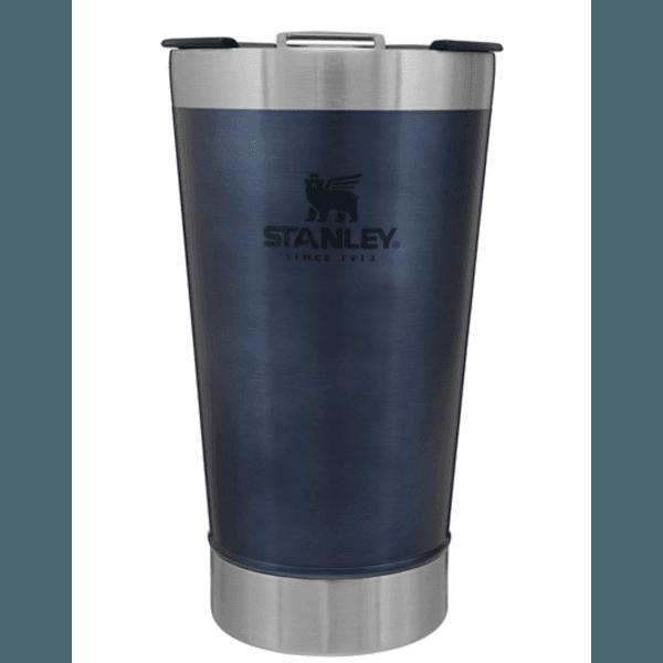 Copo Térmico de Cerveja Stanley 473ml c/ Tampa e Abridor Cor Nightfall