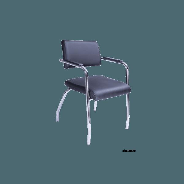 Cadeira Izzi Aproximação 4 Pés - Plaxmetal