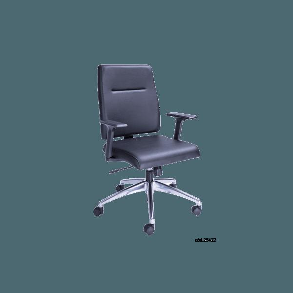 Cadeira Izzi Diretor giratoria- Plaxmetal