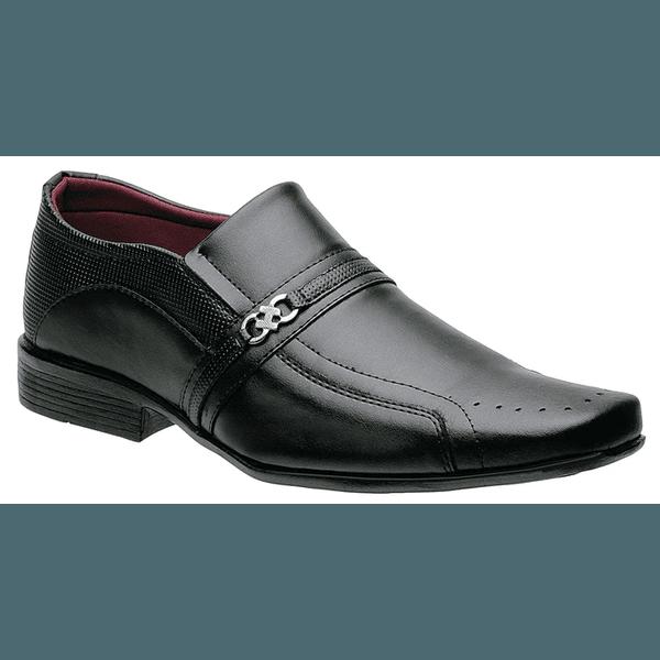 Sapato Social Preto 805 FP FT