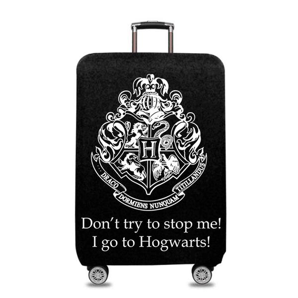 Capa de Mala - Hogwarts G
