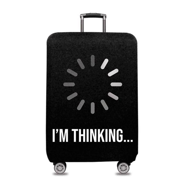 Capa de Mala - Thinking G