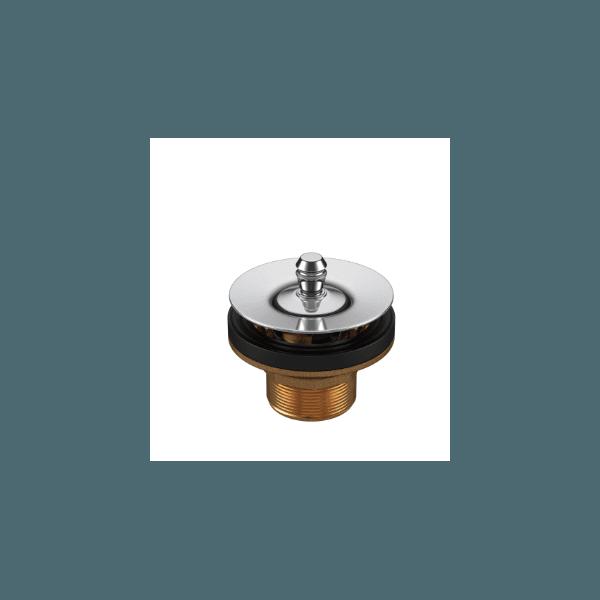 Válvula de escoamento para cuba e bidê 1602.C - Deca