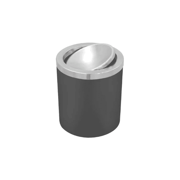Lixeira com tampa basculante 5L - Tramontina