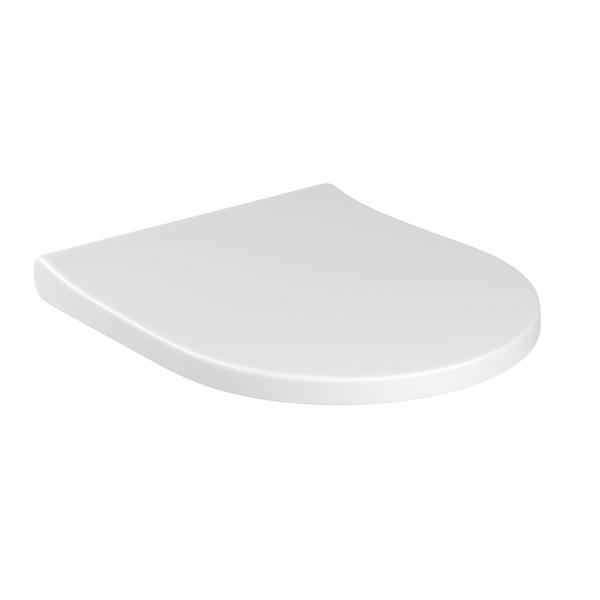 Assento Termofixo Deca com Easy Clean e Slow Close Wish Branco - AP.286.17