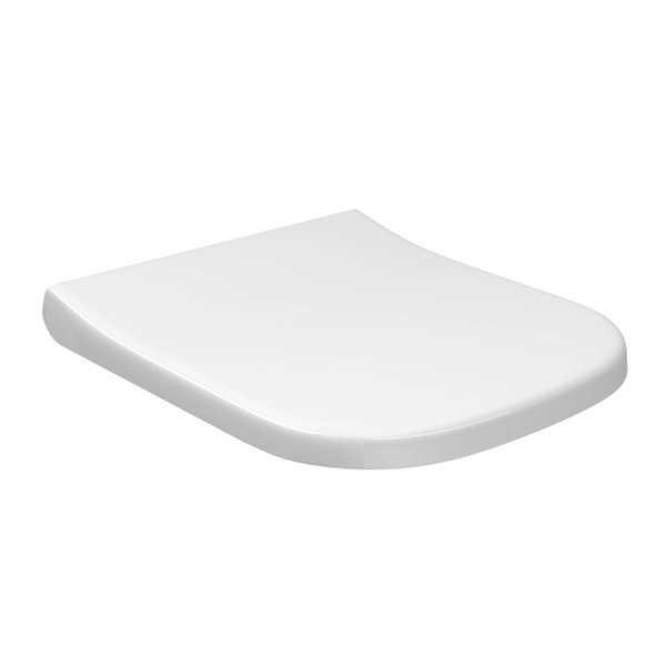 Assento Termofixo Deca com Easy Clean e Slow Close Axis/Quadra/Polo/Unic Branco - AP.416.17