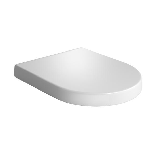 Assento Termofixo Deca com Easy Clean e Slow Close Carrara/Lk/Nuova/Level Branco - AP.236.17