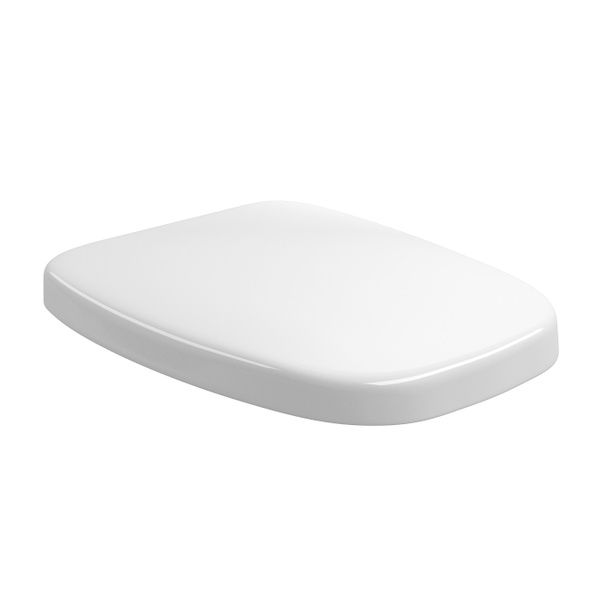 Assento Termofixo Deca com Easy Clean e Slow Close Monte Carlo Branco - AP.816.17